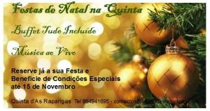 poster festas de natal 2015